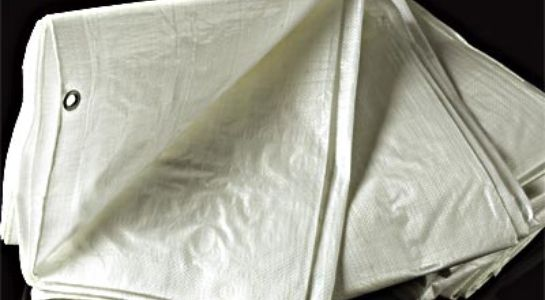 Tarpaulin panel